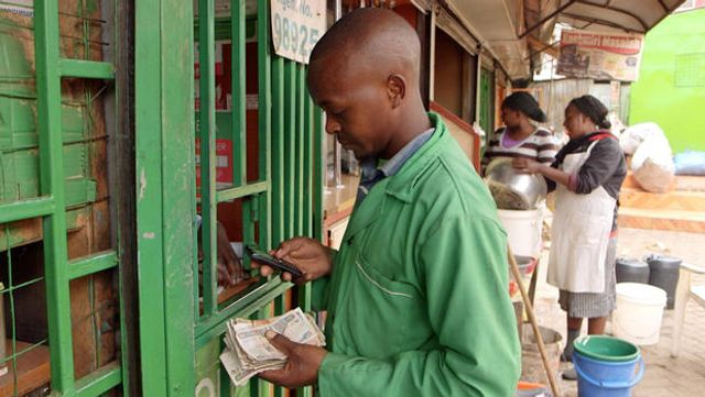 60 Minutes: M-Pesa in Kenya and the Future of Money featured image