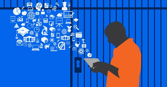 Prison ed tech takes off featured image