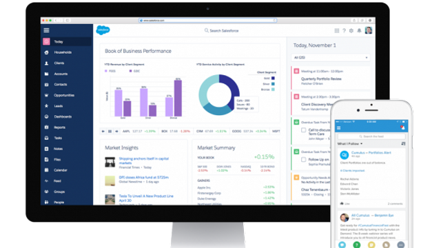 Salesforce to launch new advisor-centric platform featured image