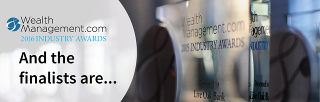 Quovo chosen as Wealth Management 2016 Industry Awards Finalist featured image