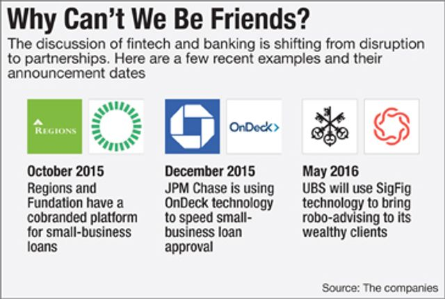 Banks and Fintech startups: how to make the marriage work featured image