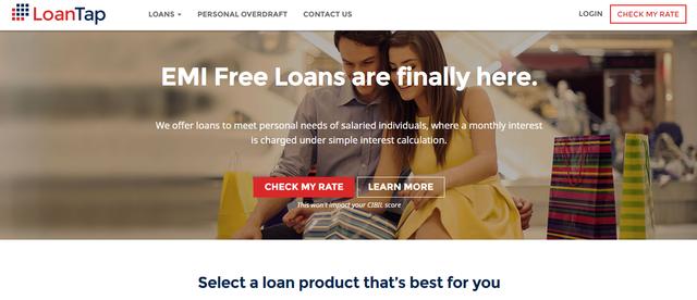 LoanTap Raises $3 million from Mumbai Based HNIs featured image