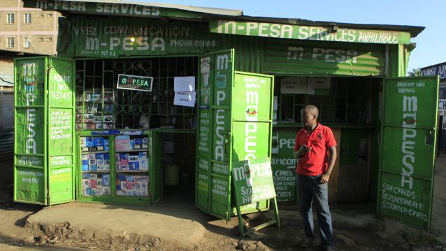 Visa is taking on the world's largest mobile money platform on its home turf featured image
