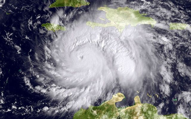 Assessing Hurricane Matthew's Collateral Market Damage featured image