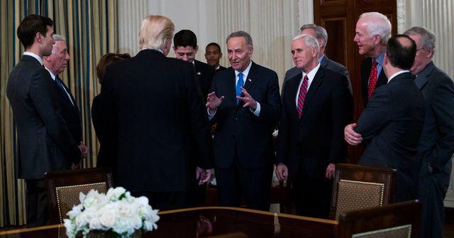 Senate Democrats to Unveil $1 Trillion Infrastructure Plan featured image