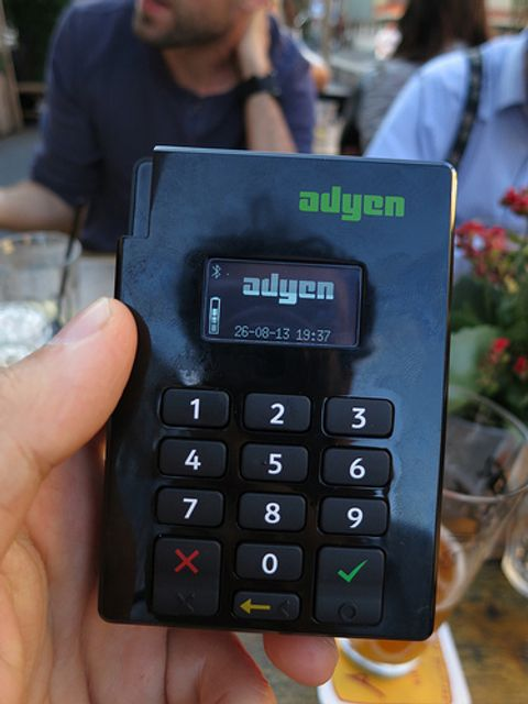 Dutch payments firm Adyen sees revs doubling to $1.5 bln in 2017 featured image