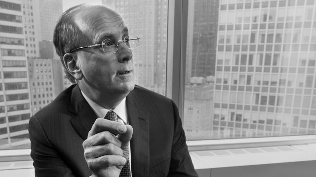 """Larry Fink Q&A: """"I Don't Identify as Powerful"""" featured image"""