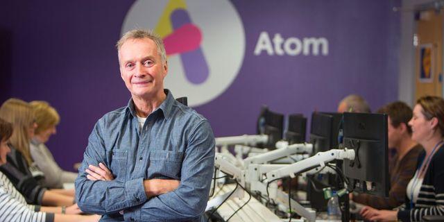 Atom Bank raises £100m featured image