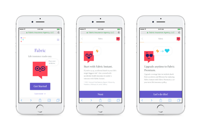 Fabric raises $2.5m seed financing featured image