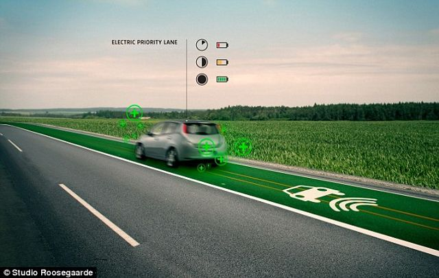 Interactive road markings featured image