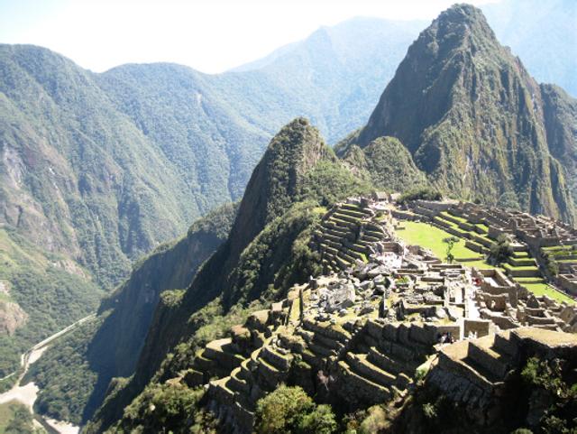 Engineering Machu Picchu featured image