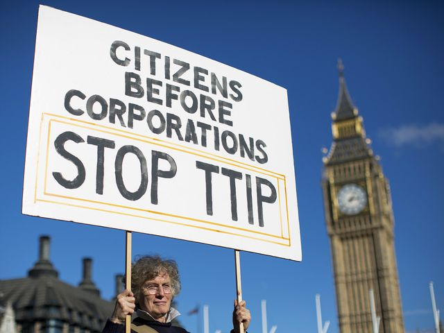 Food: Politicians can't compromise to reach an agreement on the TTIP featured image