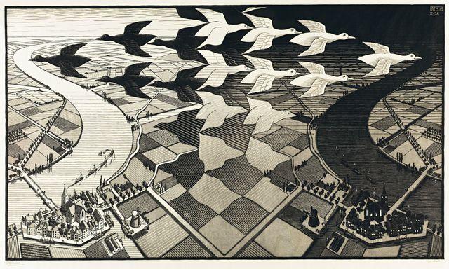 Escher, mathematician or artist? featured image