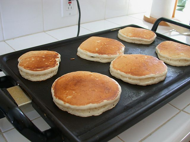 BBC Cuts Ruined My Fluffy American Pancakes! featured image
