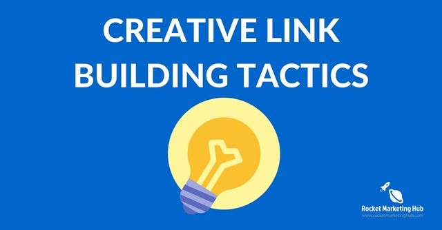Link Building Tactics to help your Google rankings featured image