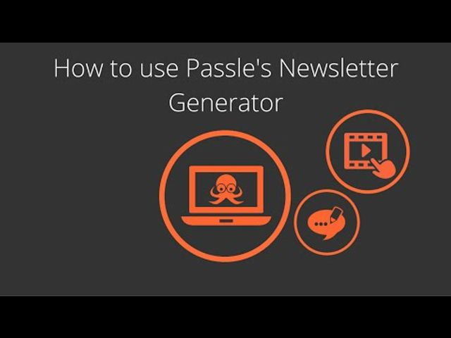 Employee Advocacy and Passle's newsletter generator featured image