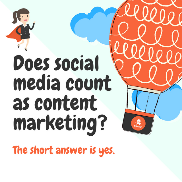 Top 3 ways of integrating social media into your content marketing strategy featured image