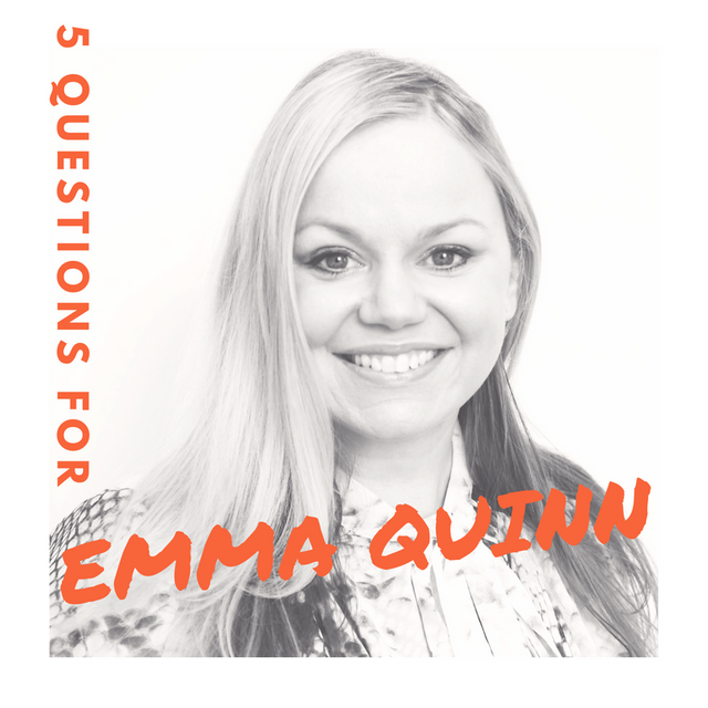 'Being bold is marvellous when you keep it on brand and vision': 5 Questions for Emma Quinn featured image