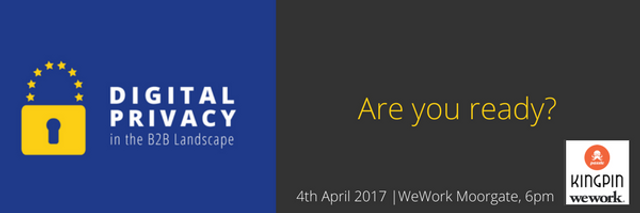 How do you do event marketing after GDPR? featured image