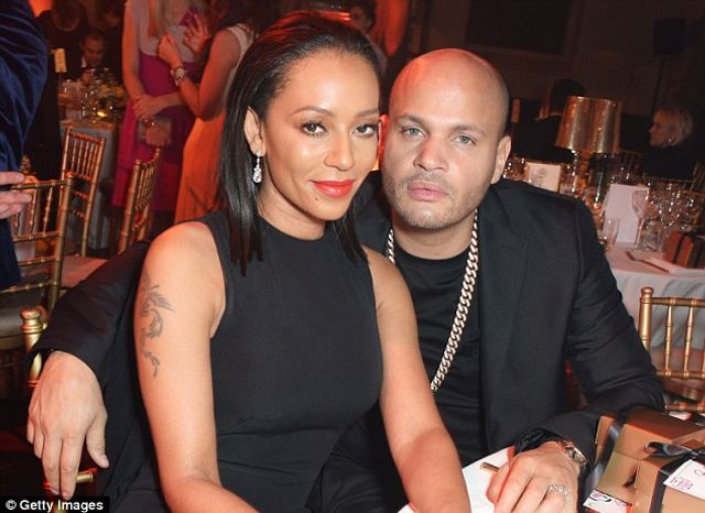 Mel B 'ready to divorce Stephen Belafonte' after he fled to America with their daughter... while his featured image