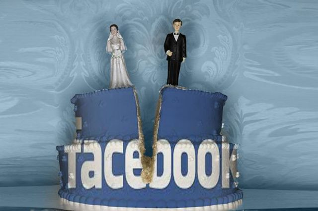 Facebook now crops up in a third of divorce cases over cheating and old flames featured image