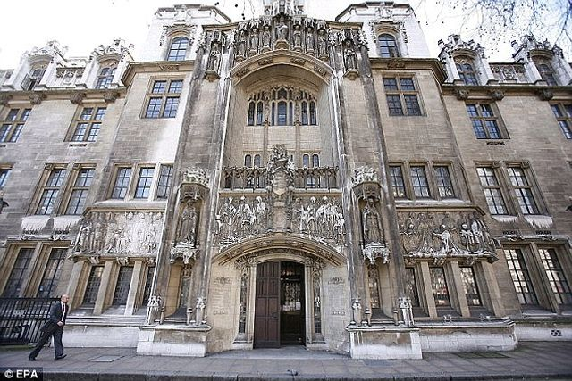 Divorcees Alison Sharland and Varsha Gohil are embarking on a landmark Supreme Court case featured image