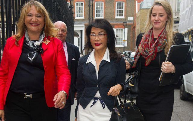 Laura Ashley boss divorce battle racks up £5m legal bill featured image