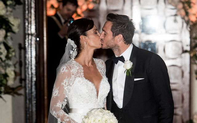 Frank Lampard and Christine Bleakley marry: star-studded wedding ceremony for celebrity couple featured image