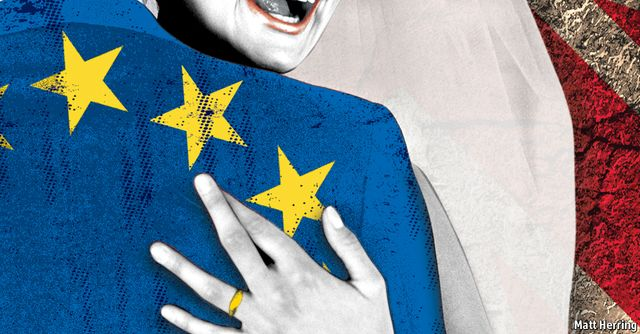 As Britain and Europe prepare for divorce, citizens contemplate tying the knot featured image