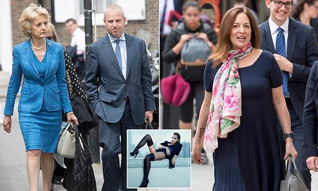 Ocado tycoon will split his £116million fortune with his estranged wife but public details of the de featured image