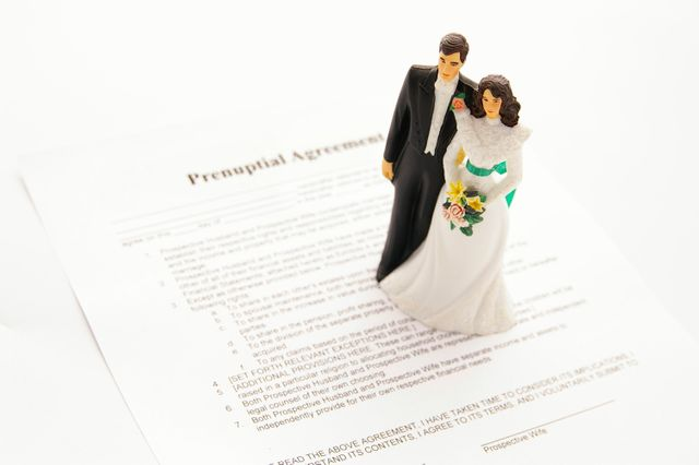 Looks Like We're Moving Towards Legally Binding Pre-Nuptial Agreements featured image
