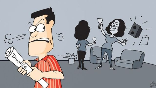 Party girls and too much sex: Why some Indian men seek divorce featured image