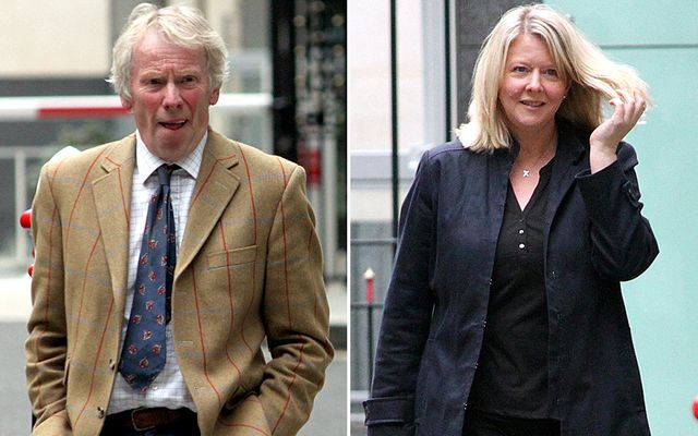 Lecturer Rupert Ashmore loses divorce battle with former pupil he dated for 25 years featured image