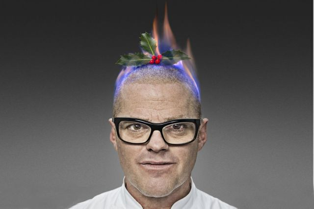 Heston Blumenthal says his meal stopped a couple's divorce featured image