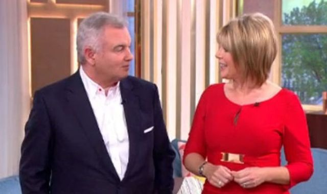 Ruth Langsford and Eamonn Holmes talk divorce as they admit they 'couldn't be amicable' featured image