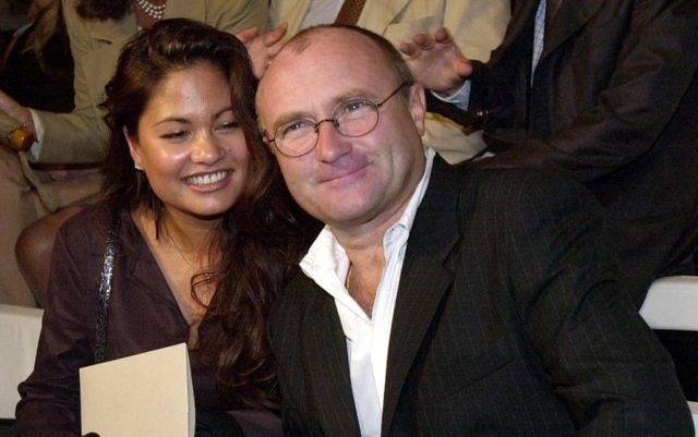 Phil Collins and ex-wife back together........ featured image