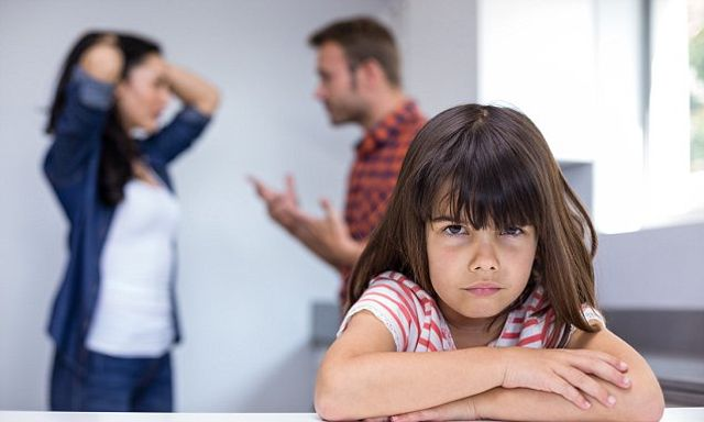 Parents' rows 'are worse for children than divorce' featured image