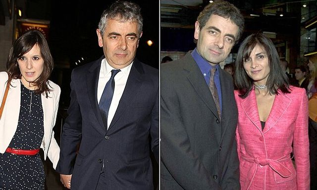 """Mr Bean star, Rowan Atkinson's and his """"quickie"""" divorce featured image"""