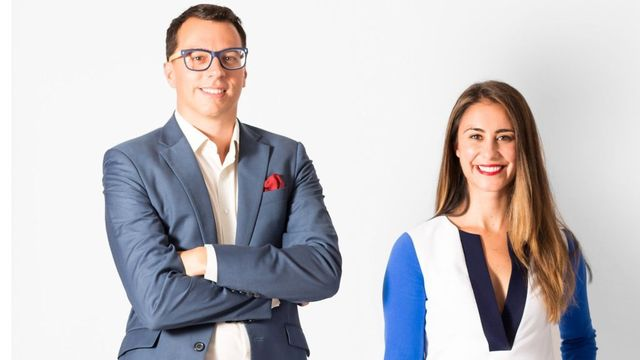 Divorced couple who built global shoe company featured image