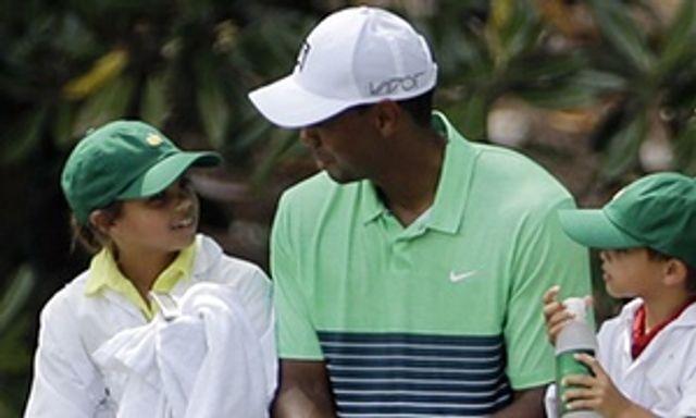 Tiger Woods on parenting after divorce featured image