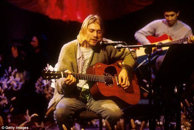 Kurt Cobain's $1 million guitar at centre of daughter's divorce battle featured image