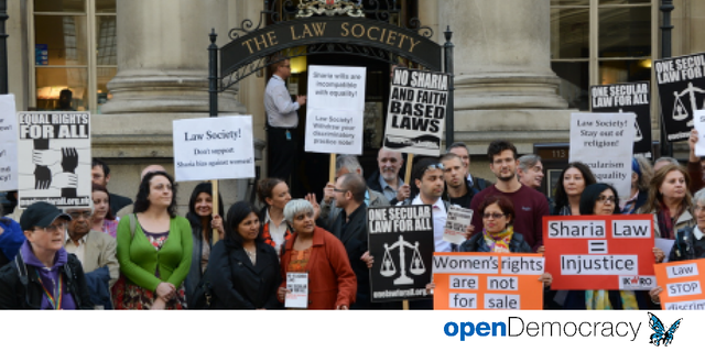 One woman's brush with Sharia courts in the UK featured image