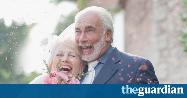 Marriages among over-65s up by 47% featured image