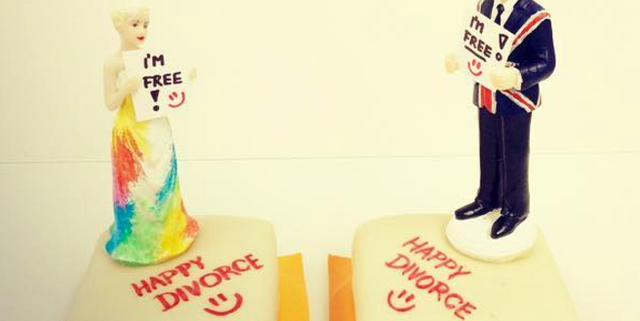 Divorce day party? featured image