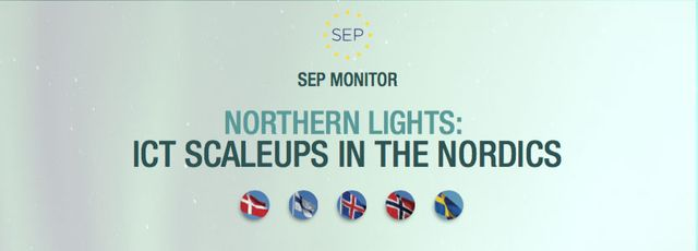 The Nordics are one of the key tech clusters in Europe featured image