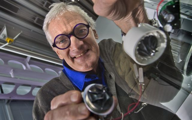 Dyson makes first financial investment featured image