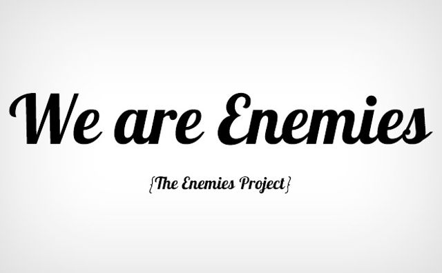 Yes, but are we (poetic) enemies? featured image