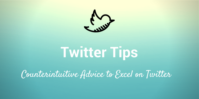 Counterintuitive Tips to Improve your Twitter Presence featured image