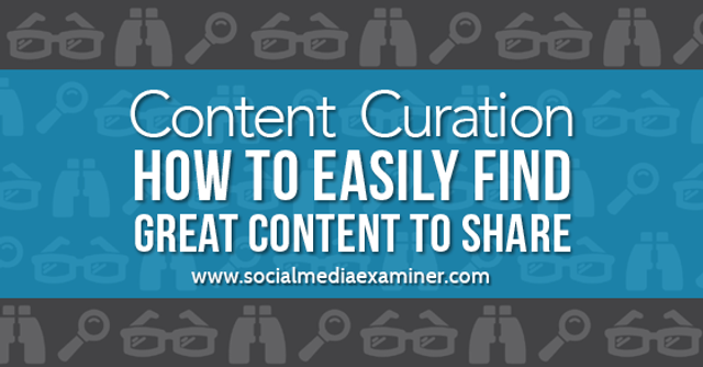 Content Curation featured image