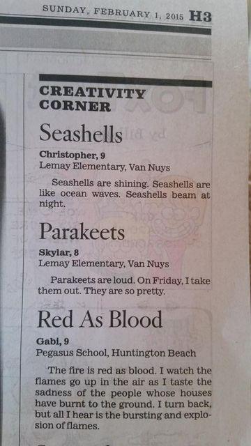 Disturbing Children's Poetry featured image